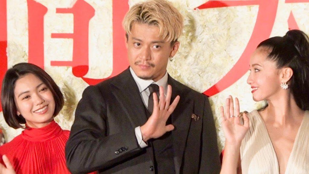 小栗旬の金髪画像2019!髪型がかっこいい!金髪にした理由が意外!