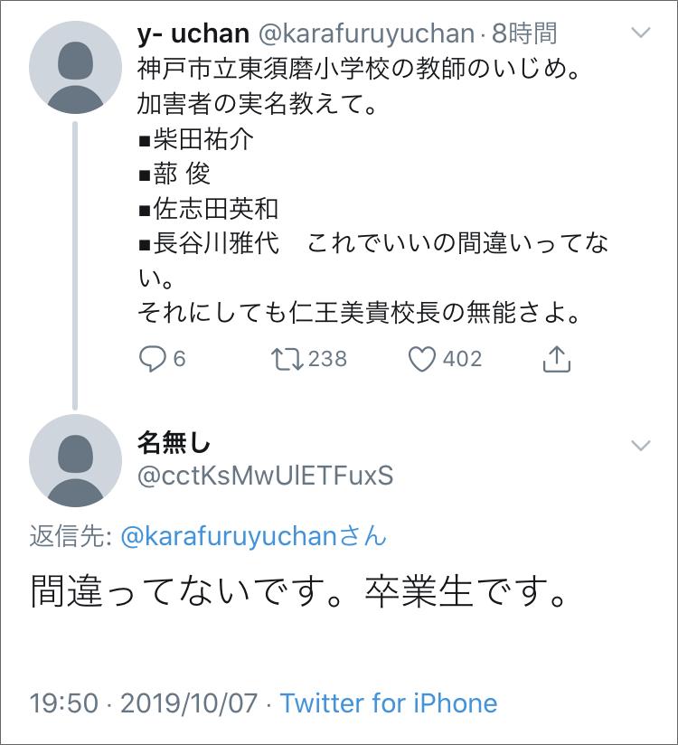 実名 神戸 いじめ