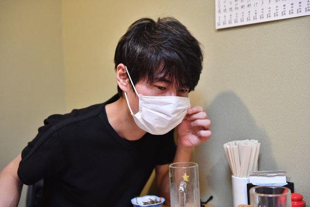 清野 とおる 顔 写真 清野とおるの素顔の画像!マスクをする理由のルーツは学生時代にあっ...